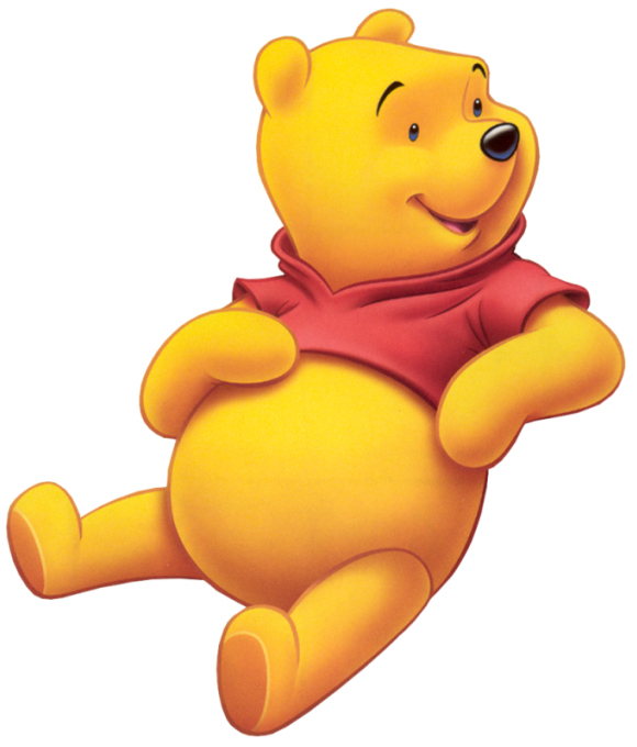 Cortina Baño Winnie Pooh:Winnie Pooh Bear Cartoon