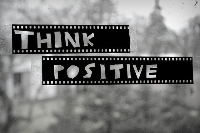 When Thinking Positive Is A Negative