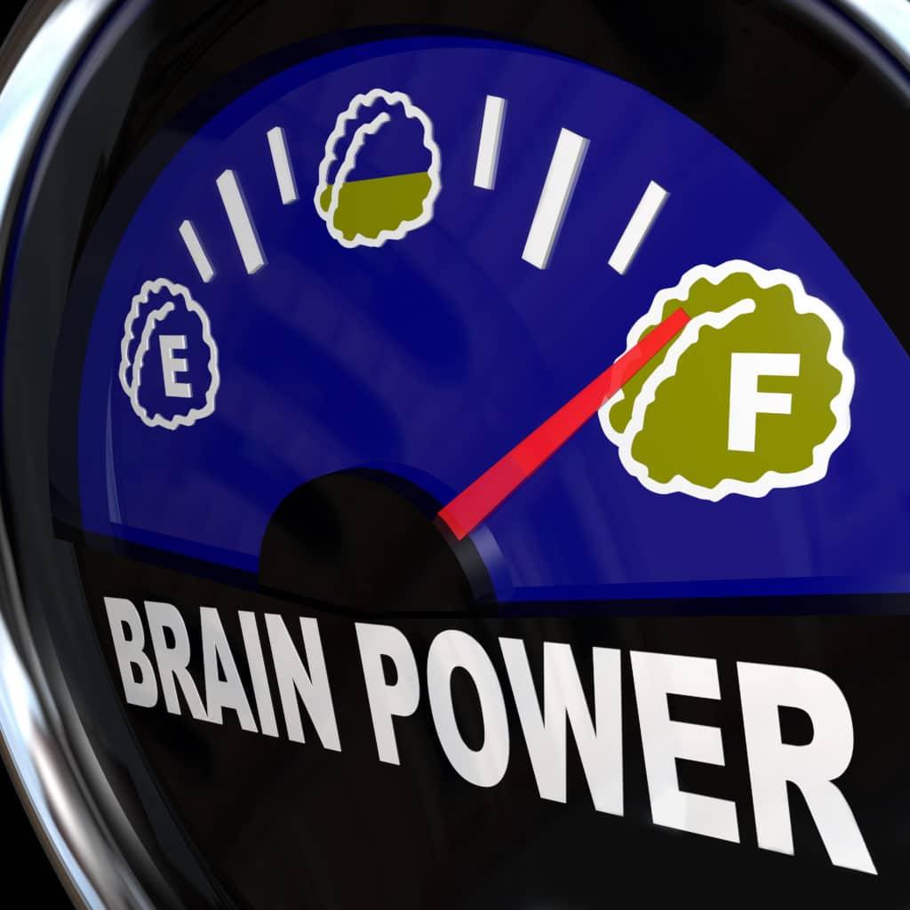 Brain Power Gauge Measures Creativity and Intelligence
