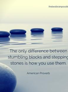 8 Things Hitting Rock Bottom Taught Me