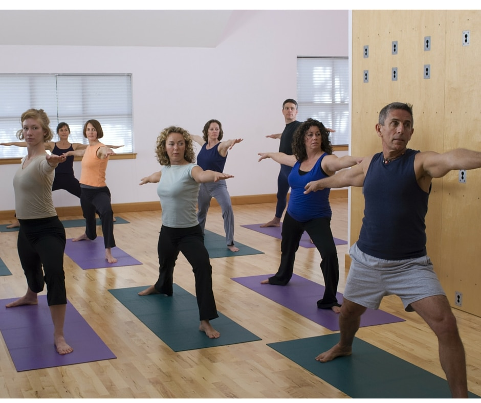 How Yoga Eases Depression and Stress
