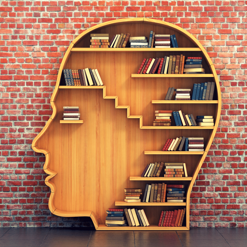 5 Books Your Brain Needs to Read for Its Own Good