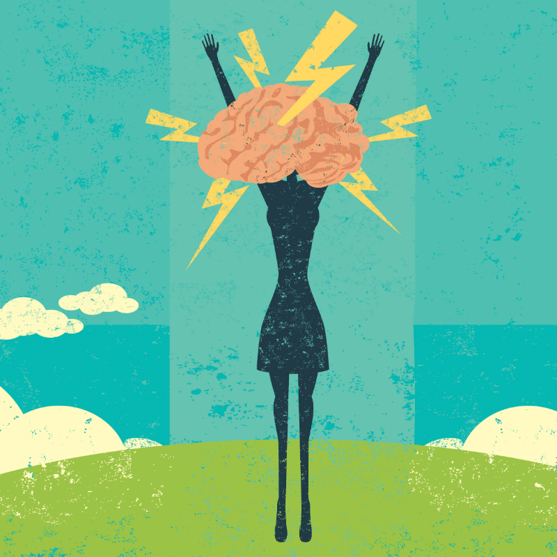 The Easy 5 Step Practice that Quickly Stops Anxious, Depressing Thoughts